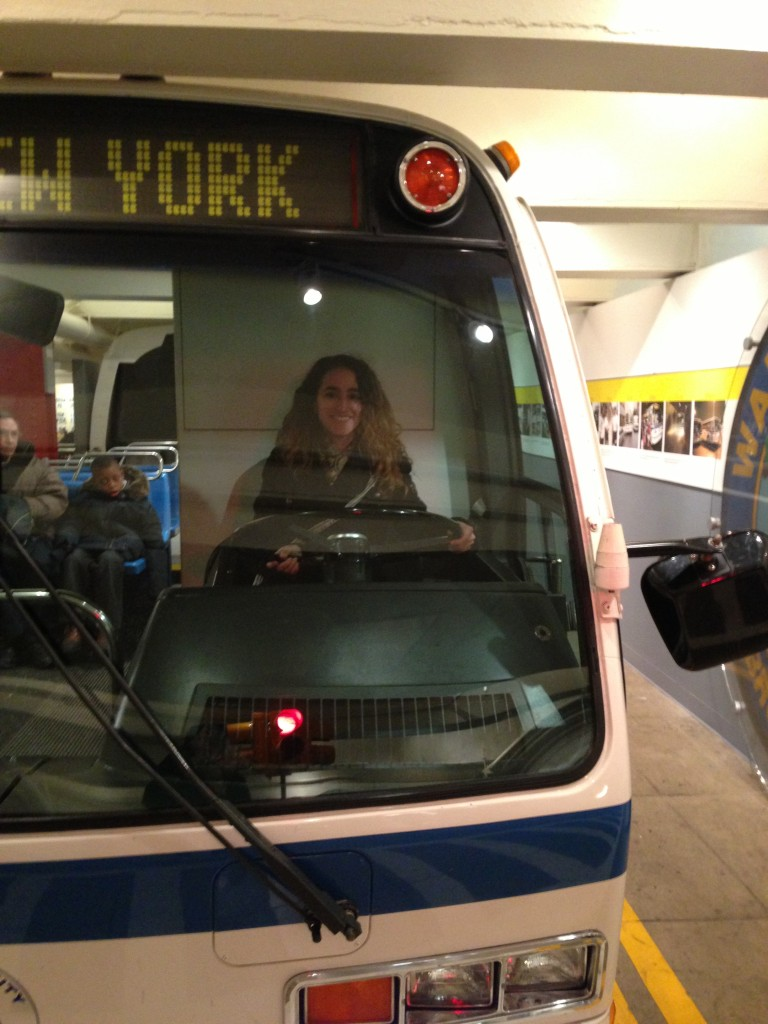 NYC BUS DRIVER!!!!